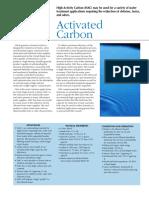 Carbon Activado HAC Equivale Calgon F-200