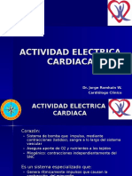 Actividad Electrica Cardiaca 1