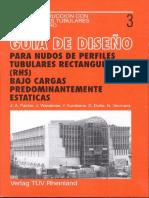 03-CIDECT-DISEÑO PARA NUDOS DE PERFILES TUBULARES RECTANGULARES.pdf
