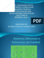 08 Fundamentos Táticos Do Futebol