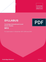 Islamic Studies Syllabus.pdf