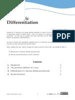 Bai Giai Parametric Equation