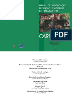 Manual de Identificação Prevenção e Controle de Predação Por Carnívoros