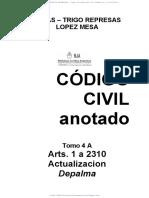 SALAS - TRIGO REPRESAS - LOPEZ MESA - Codigo Civil Comentado T4A - (arts. 1 - 2310).pdf
