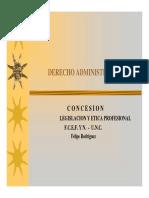 12.Derecho Administrativo Concesion(1)