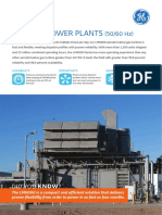 Lm6000 Power Plants