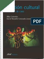 Gestión Cultural Estudios de Caso