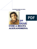 30 Dias Com a Beata Alexandrina