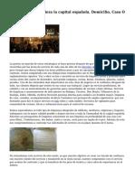 Empresas De Limpieza la capital española. Domicilio, Casa O bien Piso Limpio