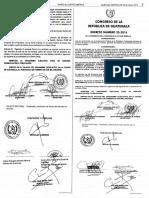 Dto 20-2016 Tratado Sobre Derecho de Marcas y Reglamento Guatemala