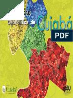 Organização Geopolítica de Cuiabá