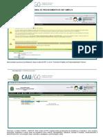 Tutorial de Preenchimento de RRT Simples PDF