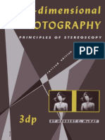 Three Dimensional Photography 2
