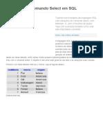 Exemplos do Comando Select em SQL.pdf