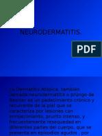 Neuro Dermatitis