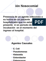 infecciones nosocomial