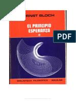 Bloch, Ernst - El Principio de Esperanza I (1979).pdf
