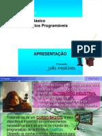 Curso programação CLP