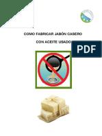 Como Fabricar Jabón Casero Reciclando Aceite Usado