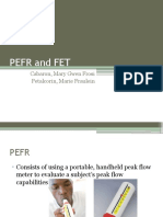Pefr and Fet