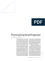 PROVINCIALIZING THE ANTHROPOCENE.pdf
