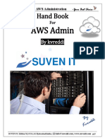 Aws Admin Guide by Suven It(v1).PDF