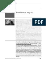 EUFO Entrevista a Jos Wuytack