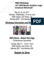 Burridge Workshop