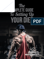 The Complete Guide to Setting Up Your Diet v2.3.1