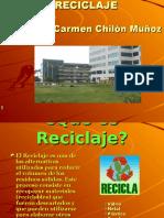RECICLAJE- CLSAE 8