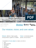New Delridge RapidRide SDOT slide deck