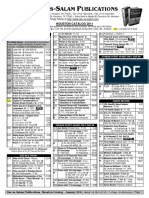 Catalog English