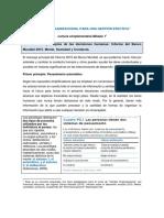 Banco Mundial 2015 Los 3 Principios de Las Decisiones Humanas V2016