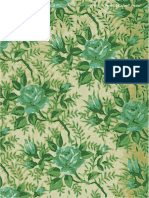 Woodland Roses Pattern