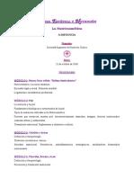 Curso de Postgrado Estética y Nutrición