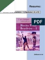 RESUMO - Direito Penal Brasileiro I, de Zaffaroni et al. (caps. I, II e IV).pdf