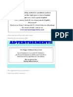 Soal Advertisement