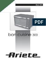 Ariete -Bon Cuisin 300 - Forno