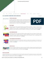 Las Grandes Misiones Bolivarianas