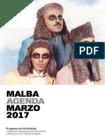 Agenda Malba 2017 03