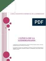 7.- Clínica de Leishmaniasis
