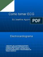 ECG Toma 2016