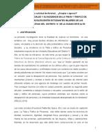 Uso de Redes Sociales y Su Incidencia en La Trata y Trafico de Personas en Adolescentes Mujeres[1] (Autosaved) (Autosaved)