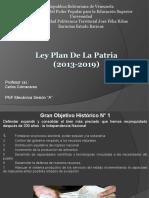 Ley Plan Patria