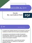 INTRODUCCI+ôN AL C++