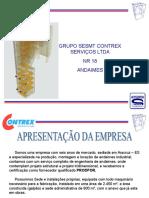 NR 18 - Andaimes - 01566 [ E 4 ]