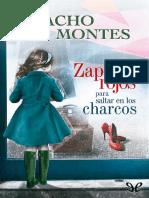 Zapatos Rojos Para Saltar en Lo - Nacho Montes