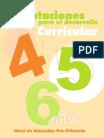 2. ODEC Nivel Preprimario
