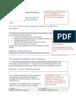 Level 5 5013v1 Exemplar Assignment 2 for Website