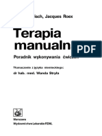 Frisch H., Roex J. - Terapia Manualna. Poradnik Wykonywania Ćwiczeń